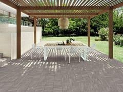 Pavimento/rivestimento effetto pietra per interni ed esterniCLASH NATURE - CERAMICHE CAESAR