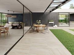Pavimento/rivestimento effetto pietra per interni ed esterniCLASH SOUL - CERAMICHE CAESAR