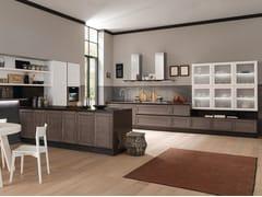 Cucina componibile lineare CLASS | Cucina componibile -