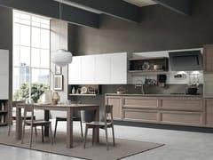 Cucina componibile lineare CLASS | Cucina -