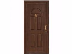 Porta d'ingresso in PVC per esterno su misura CLASSIC BARCELLONA -