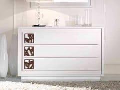 Cassettiera in legno masselloPRIMA CLASSE | Cassettiera - ARVESTYLE