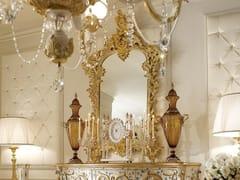 Specchio foglia oro da parete OPERA | Specchio - Opera