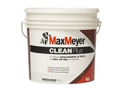 MaxMeyer, CLEAN PLUS Pittura smacchiabile e resistente al lavaggio