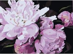 Tappeto a fiori rettangolare in lanaCLEOPATRA - BLOSS