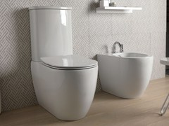 Wc monoblocco in ceramica LIKE | Wc monoblocco - Like
