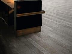 Pavimento per esterni effetto legnocm2 LEGNI HIGH TECH ¦ ROVERE GRIGIO - ARIOSTEA