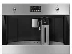 Macchina da caffè automatica da incasso con macinacaffèCMS4303X - SMEG