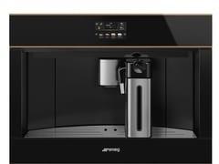 Macchina da caffè automatica da incasso con macinacaffèCMS4604NR - SMEG