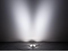 Segnapasso a LED a pavimento in acciaio inox CNC35 MASK | Segnapasso a pavimento - CNC