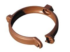 Collarino in PVC per canale di grondaCNM10R - FIRST CORPORATION