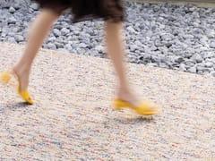 Tappeto in fibra di cocco intrecciato a manoCOCONUTRUG ARIA APERTA - G.T.DESIGN