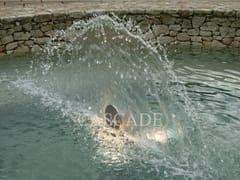 Ugello classico per fontaneCODA DI PAVONE - CASCADE