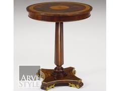 Tavolino rotondo in legno masselloVIENNA | Tavolino - ARVESTYLE