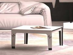Tavolino quadrato in Solid SurfaceHEART | Tavolino - BOFFETTO