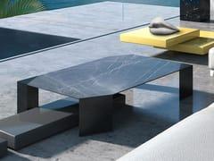 Tavolino rettangolare in marmoJOIN - INCASTRO PERFETTO | Tavolino - BOFFETTO