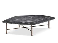 Tavolino da caffè in marmoSHANGHAI | Tavolino in marmo - CANTORI