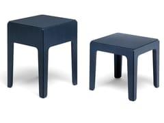 Tavolino quadrato in eucaliptoWOOD | Tavolino - EPÒNIMO