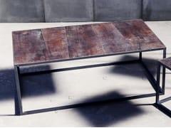 Tavolino da salottoMESA LEATHER | Tavolino - HEERENHUIS