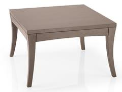 Tavolino da caffè quadrato NIASSA | Tavolino da caffè - Niassa