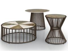 Tavolino da caffè rotondoYUCCA | Tavolino - DFN