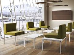 Tavolino basso rettangolareSUITE | Tavolino - STEELBOX BY METALWAY