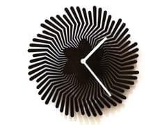 Orologio in compensato da pareteSUPERNOVA - ARDEOLA