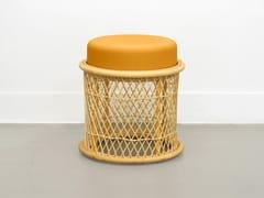 Tavolino rotondo in rattanBIANCA | Tavolino rotondo - HENRI MATISSE