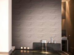 Mosaico in poliuretano per interni ed esterniCOLLAPSED WAVE - MYMOSAIC