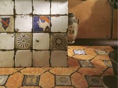 Pavimento/rivestimento fatto a mano in ceramicaCOLLEZIONI D'AUTORE - ECO CERAMICA