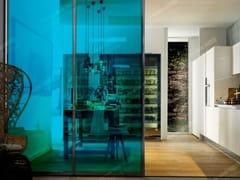 Pellicola per vetri adesiva decorativa COLOR-402i - Pellicole per vetri decorative