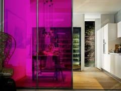 Pellicola per vetri adesiva decorativa COLOR-407i - Pellicole per vetri decorative