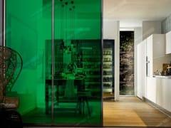 Pellicola per vetri adesiva decorativa COLOR-411i - Pellicole per vetri decorative