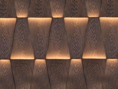 Rivestimento tridimensionale modulare in legnoCOLORADO - NEXT LEVEL DESIGN STUDIO