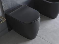 Wc in ceramica a pavimentoCOLORS | Wc - SCARABEO CERAMICHE