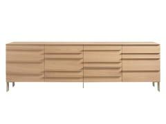 Madia in legno con ante a battenteCOLORS   Madia in legno - ROCHE BOBOIS