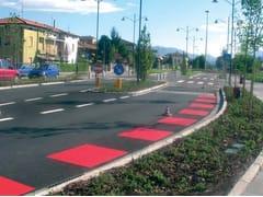 Pavimentazione per ciclismo urbano e aree pedonabiliCOLORTOP - CASALI