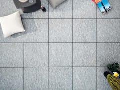 Pavimento per esterni effetto pietra COLOSSEO DORATO - Colosseo