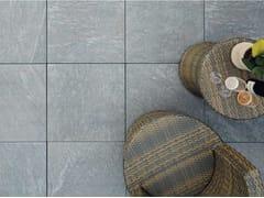 Pavimento per esterni effetto pietra COLOSSEO SILVERGRAU - Colosseo
