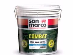 San Marco, COMBAT 6000 Idropittura lavabile igienizzante antimuffa per interni