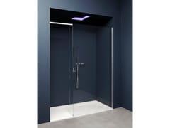 Box doccia a nicchia in vetro temperato COMBI | Box doccia a nicchia -