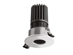Faretto a LED rotondo in alluminio da incassoCOMBINA D 1.0 - L&L LUCE&LIGHT