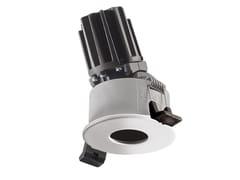 Faretto a LED rotondo in alluminio da incassoCOMBINA D 1.1 - L&L LUCE&LIGHT