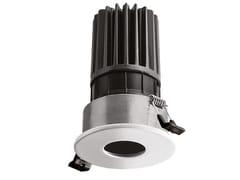 Faretto a LED rotondo in alluminio da incassoCOMBINA D 2.0 - L&L LUCE&LIGHT