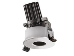 Faretto a LED rotondo in alluminio da incassoCOMBINA D 2.1 - L&L LUCE&LIGHT