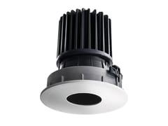 Faretto a LED rotondo in alluminio da incassoCOMBINA D 3.0 - L&L LUCE&LIGHT