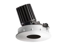 Faretto a LED rotondo in alluminio da incassoCOMBINA D 3.1 - L&L LUCE&LIGHT