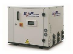 Sistema polivalente con condensazione ad acqua (5÷12 kW)COMBY-FLOW EXP - RHOSS