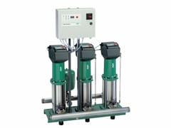 Pompa e circolatore per impianto idricoCOMFORT-N VARIO COR MVISE - WILO ITALIA