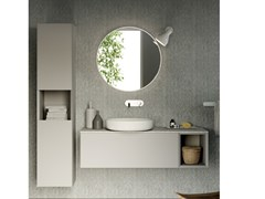 Mobile lavabo sospeso COMPACT LIVING - SET 7 - REXA DESIGN